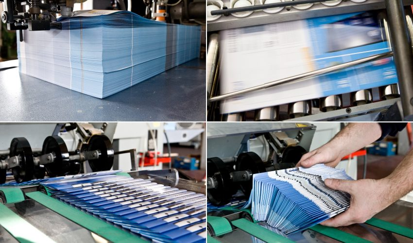 印刷代行サービスは何をしてくれるの?メリットとデメリット