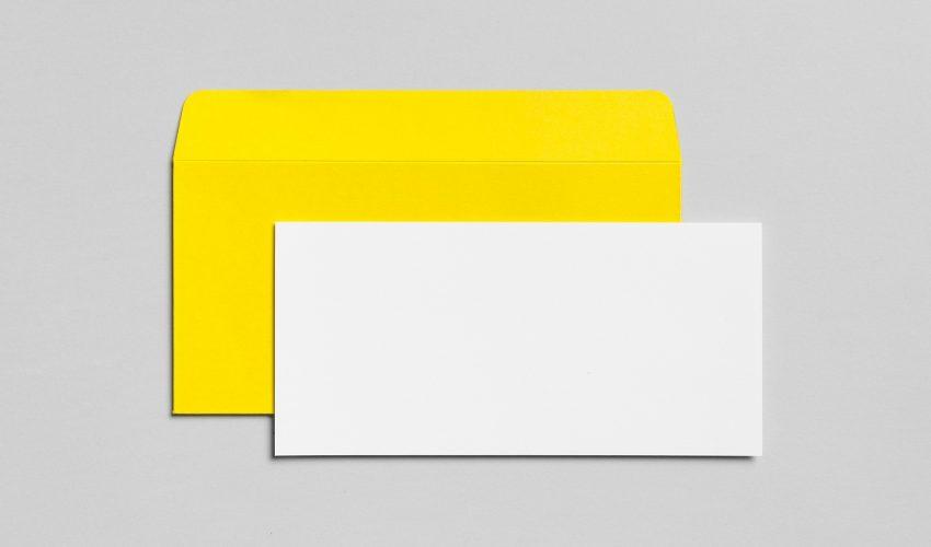 封筒の印刷業者を選択するポイントとオススメ紹介